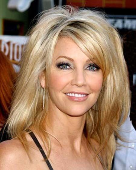 Heather Locklear Heather Locklear is an American actress We best known for