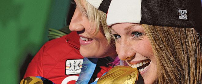 Heather Moyse Olympic champion bobsledder Heather Moyse switches gears Macleansca