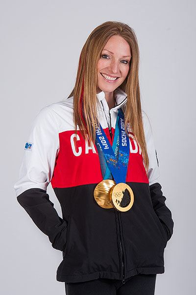 Heather Moyse About Heather Moyse