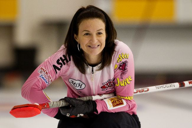 Heather Nedohin Women39s game getting better Nedohin The Kingston Whig