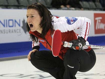 Heather Nedohin Chris Schille Heather Nedohin among highprofile curlers