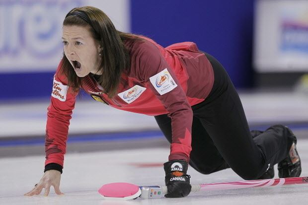 Heather Nedohin Cole Heather Nedohin win gives hope to struggling rinks