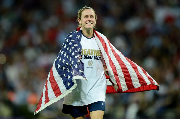Heather O'Reilly USWNT The Case for Heather O39Reilly