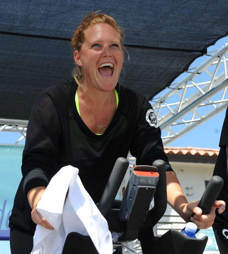 Heather Petri Heather Petri Olympic Gold Medalist Water Polo Tour