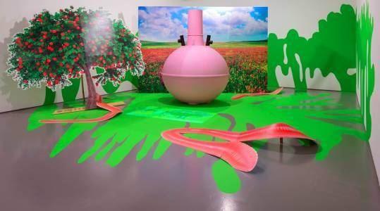 Heather Phillipson Heather Phillipson Dundee Contemporary Arts