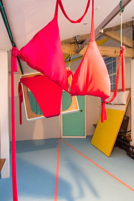 Heather Phillipson subfusc lovefeast Creative Dundee Creative Dundee
