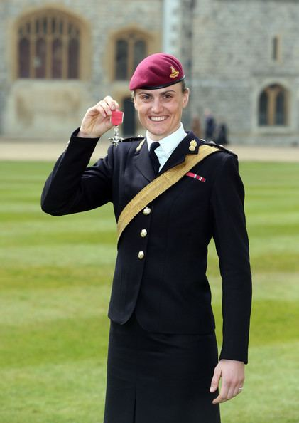 Heather Stanning Heather Stanning Pictures Investitures at Windsor Castle