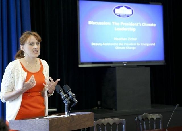 Heather Zichal Heather Zichal Former Top Obama Energy Aide Named Fellow