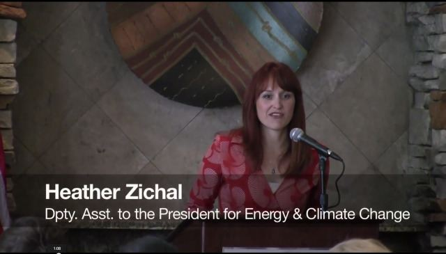 Heather Zichal Heather Zichal Former Obama Energy Aide Named to Board