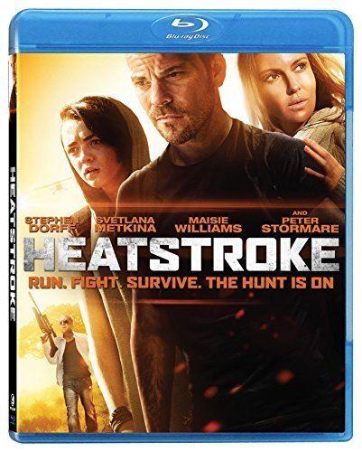 Heatstroke (film) Amazoncom Heatstroke Bluray Stephen Dorff Peter Stormare