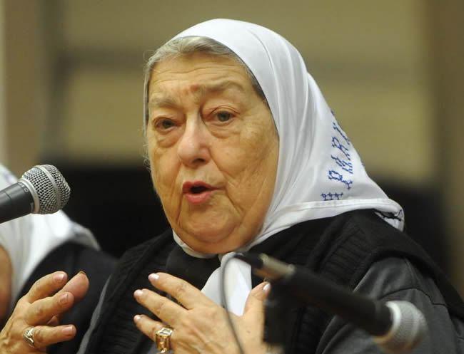 Hebe de Bonafini Hebe de Bonafini Homenaje a Madres en La Plata Radio