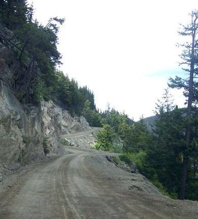 Heckman Pass Pass