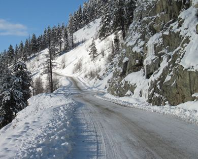 Heckman Pass Heckman Pass