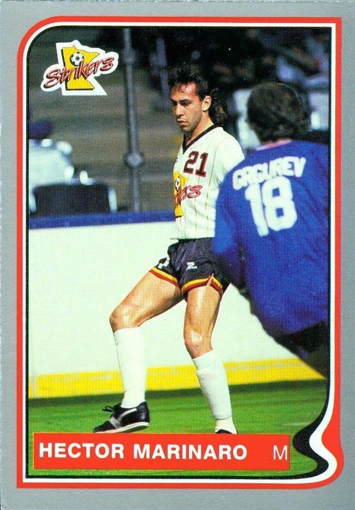 Hector Marinaro Major Indoor Soccer League Players