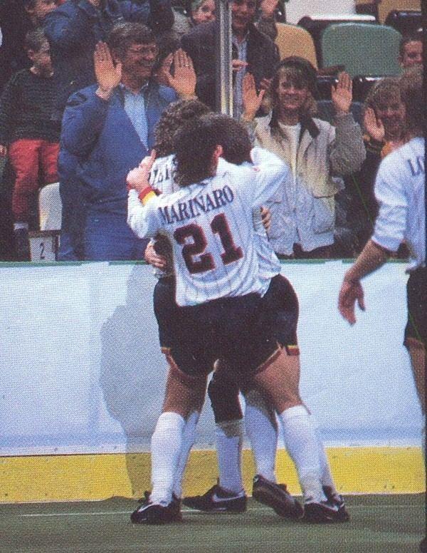 Hector Marinaro Major Indoor Soccer League Jerseys