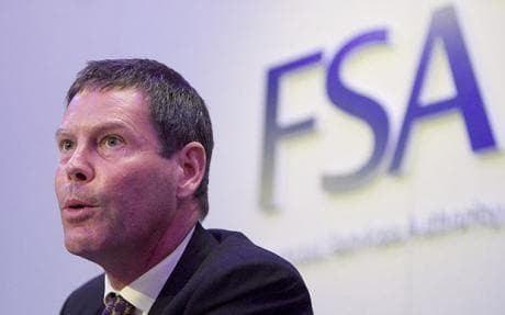 Hector Sants Hector Sants39 departure from FSA leaves regulators in