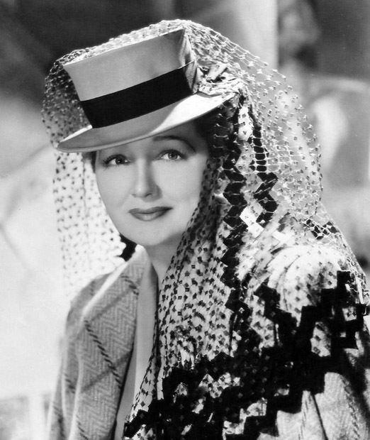 Hedda Hopper Hedda Hopper39s Hats Pretty Clever Films