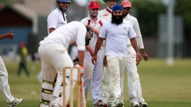 Sport Papatoetoe premier cricketers the surprise Hedley Howarth