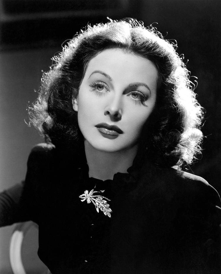 Hedy Lamarr Hedy LamarrAnnex