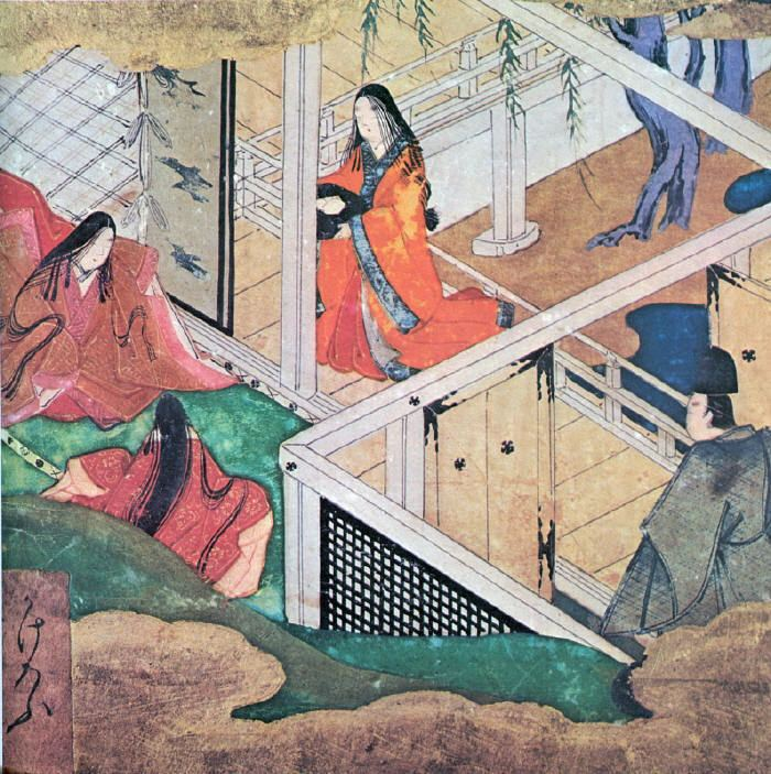 Heian period Chapter Three The Heian Period Aristocrats