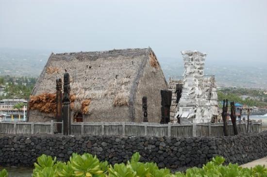 Heiau Ahuena Heiau Picture of KailuaKona Island of Hawaii TripAdvisor