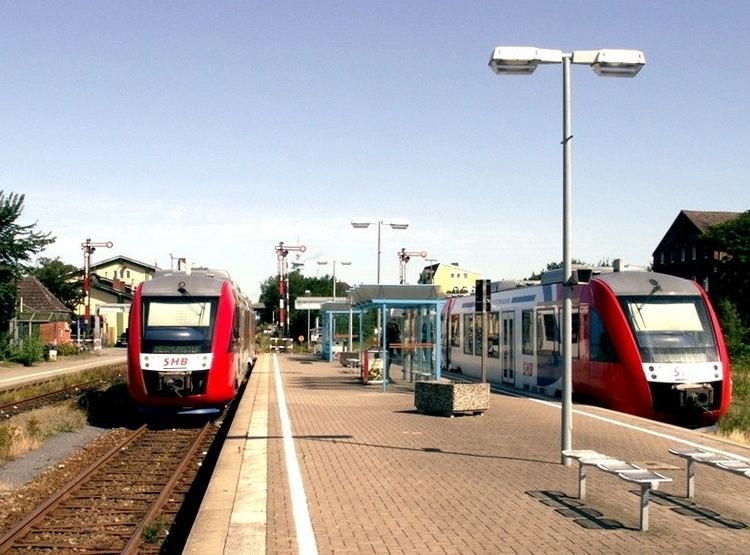 Heide (Germany) station