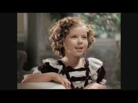 Heidi (1937 film) Heidi 1937 Christmas Scenes and Silent Night YouTube