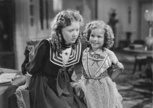 Heidi (1937 film) Shirley Temple Marcia Mae Jones in Heidi 1937 Nothing But the