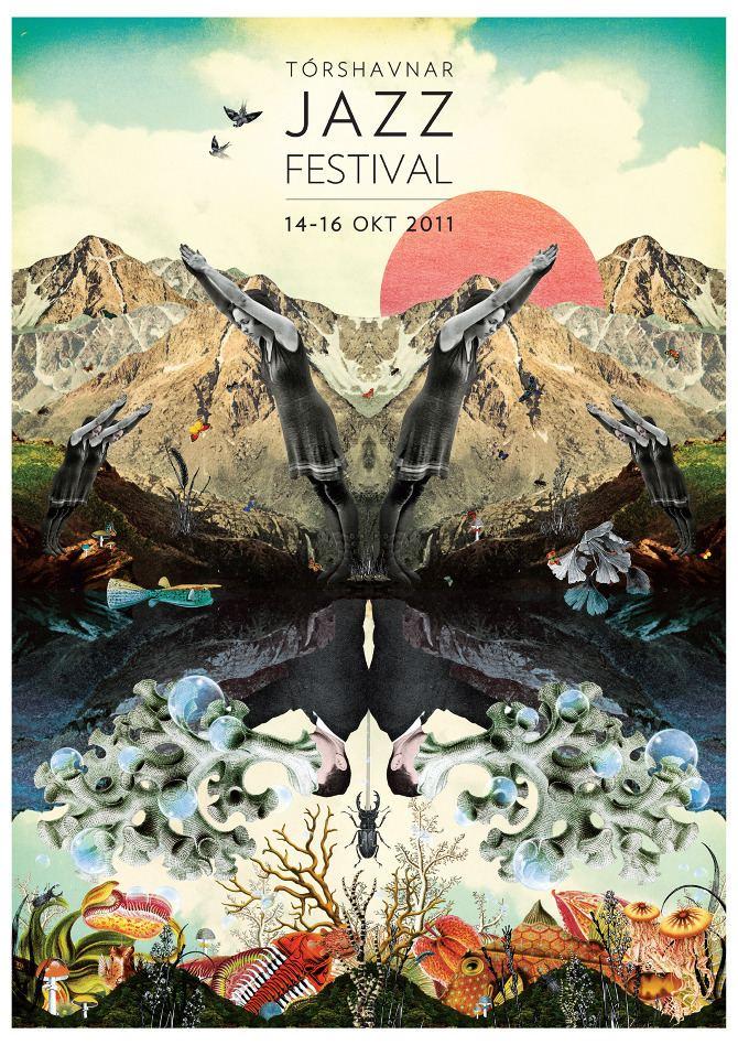 Heidi Andreasen Jazz Festival Gicle Fine Art Print heidi andreasen