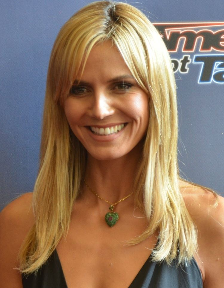 Heidi Klum Heidi Klum Wikipedia the free encyclopedia