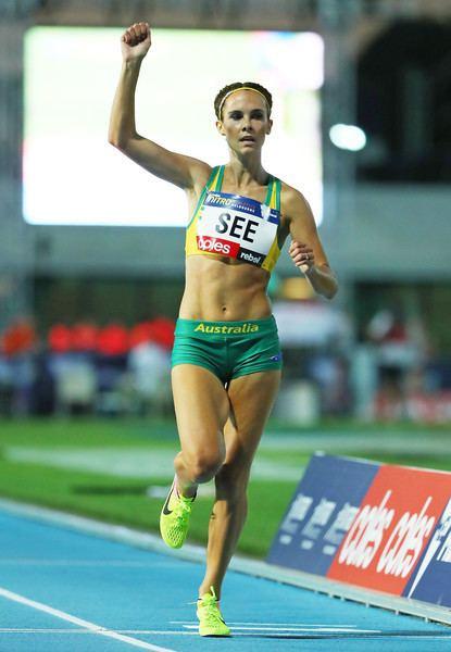 Heidi See Heidi See Photos Photos Nitro Athletics Melbourne Zimbio