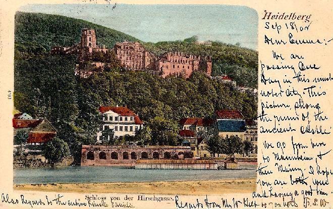 Heilbronn in the past, History of Heilbronn