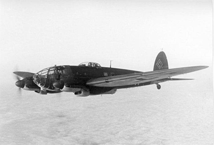 Heinkel He 111 Heinkel He 111 operational history Wikipedia