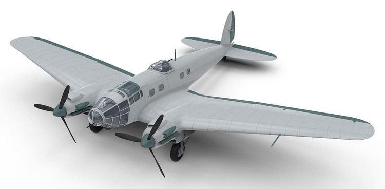 Heinkel He 111 Airfix A06014 Heinkel He111 P2 172
