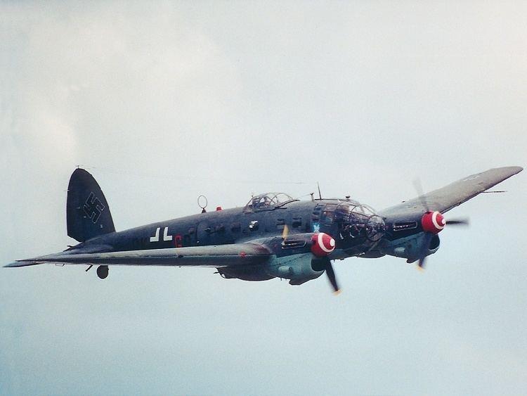Heinkel He 111 Heinkle HE111 21500 Laser Design Services