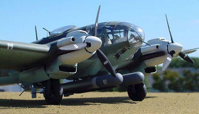 Heinkel He 111 Heinkel He 111 by Jeffrey Brundt RevellMonogram Brundt
