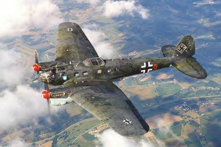Heinkel He 111 Warbird Alley Heinkel He 111