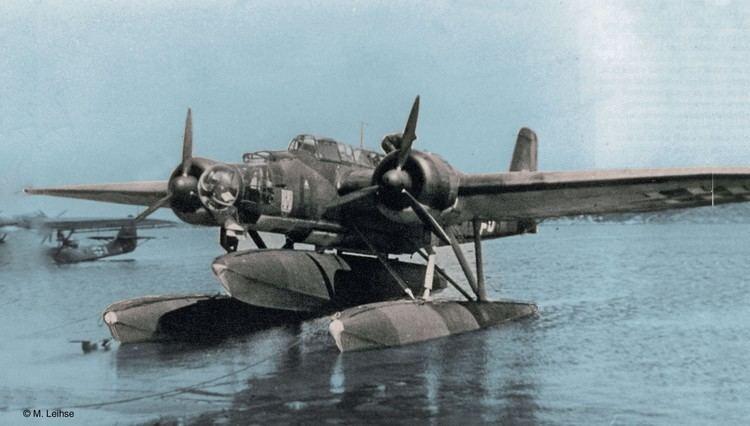 Heinkel He 115 Revell Heinkel He 115 Seaplane Plastic Model Kit