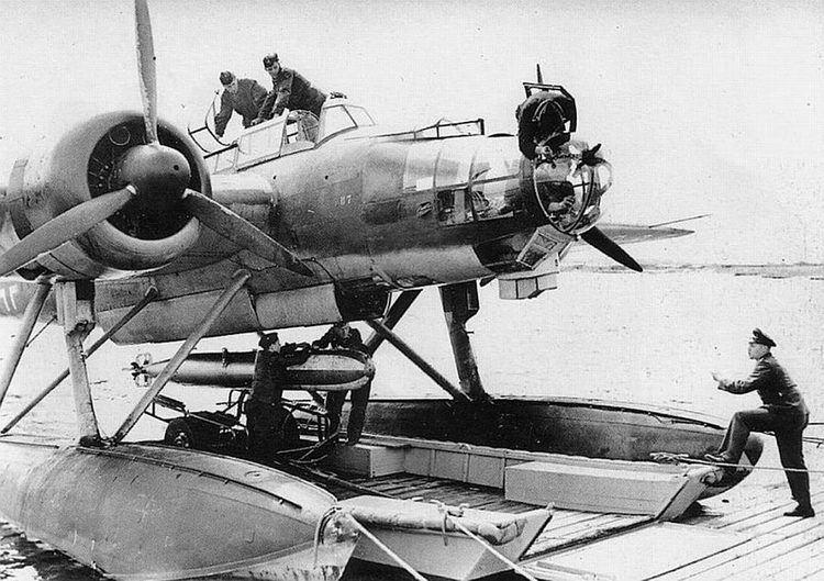 Heinkel He 115 Detailed Model Photos Heinkel He 115 Luftwaffe Float Plane