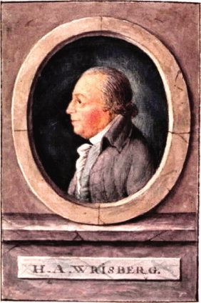Heinrich August Wrisberg Heinrich August Wrisberg 17361808 Physician and Anatomist PDF