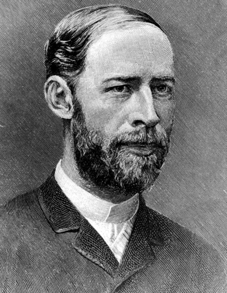 Heinrich Hertz FileHeinrich Hertzjpg Wikimedia Commons