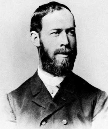 Heinrich Hertz Heinrich Hertz German physicist Britannicacom