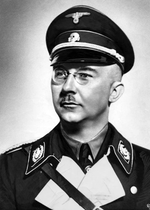 Heinrich Himmler Heinrich Himmler Wikipedia the free encyclopedia