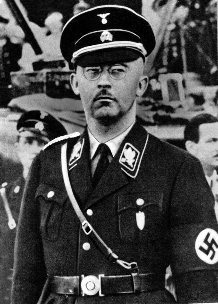 Heinrich Himmler My father Heinrich Himmler was not a monster39 insists