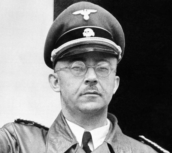 Heinrich Himmler I39m going to Auschwitzkisses your Heini39 The chilling