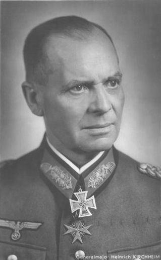 Heinrich Kirchheim wwwlexikonderwehrmachtdePersonenregisterBild