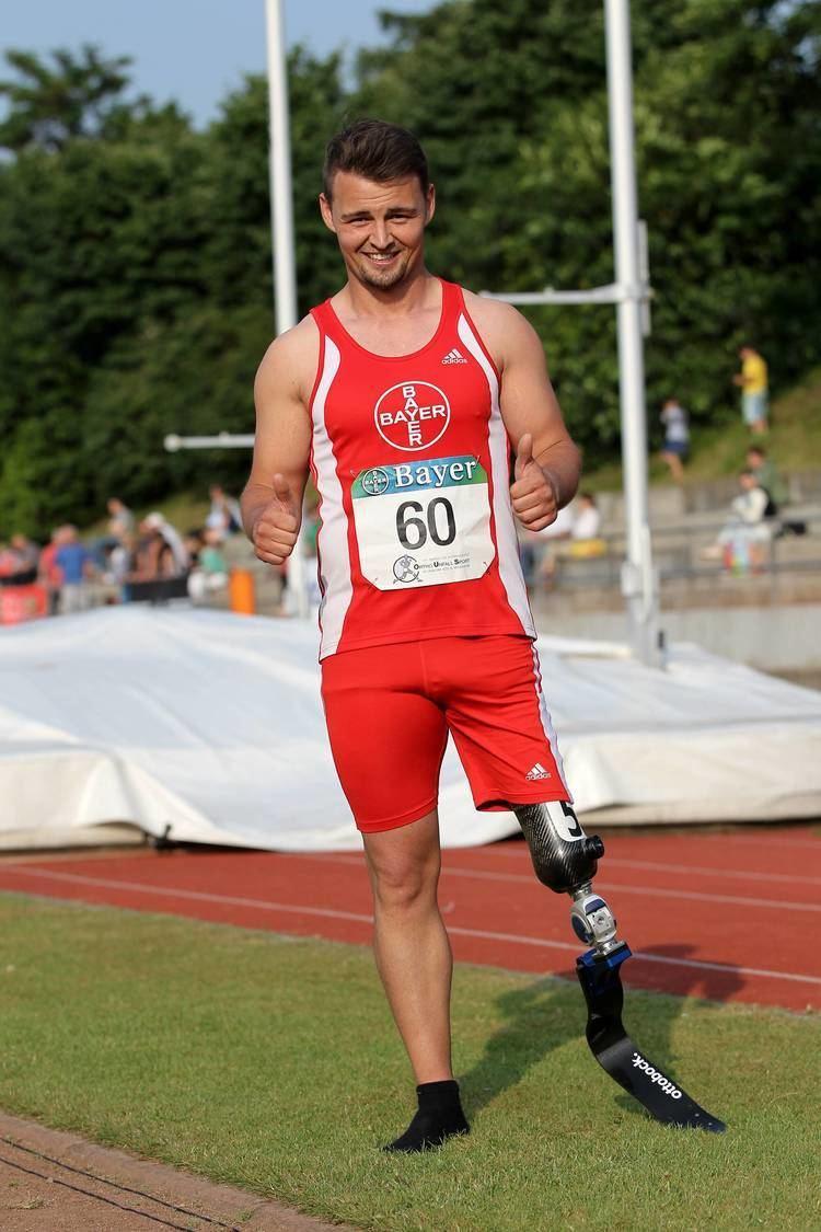 Heinrich Popow JTFP Heinrich Popow fr den Paralympic Sport Award 2013