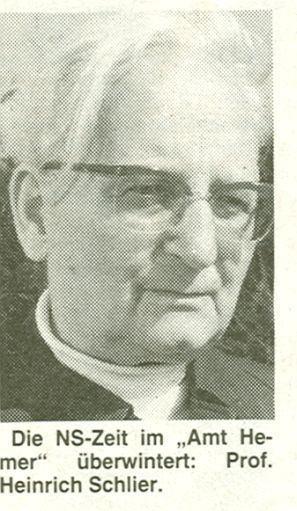 Heinrich Schlier wwwpastoerchendestephanopelschlierjpg