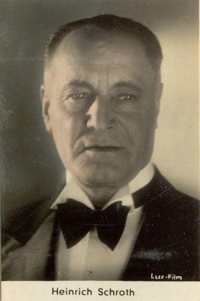 Heinrich Schroth wwwvirtualhistorycommoviecigcard131large04