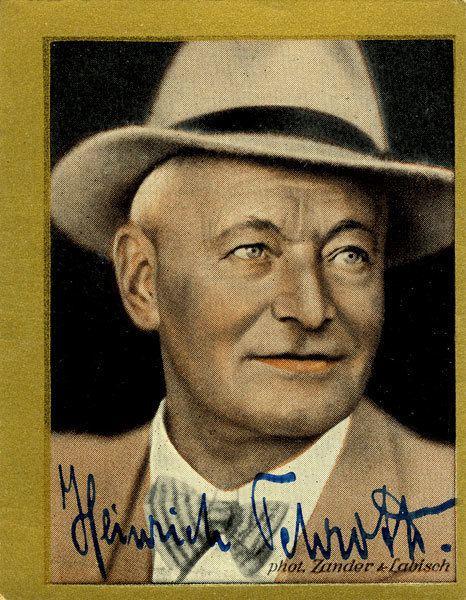 Heinrich Schroth wwwvirtualhistorycommoviecigcard60large135jpg